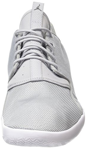Nike Herren Jordan Eclipse Sport & Outdoorschuhe grau (Wolf Grey/Black-White)