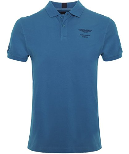 hackett-mens-aston-martin-racing-jacquard-polo-shirt-teal-xl