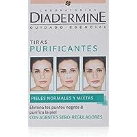 Diadermine Tiras Purificantes - 6 Unidades