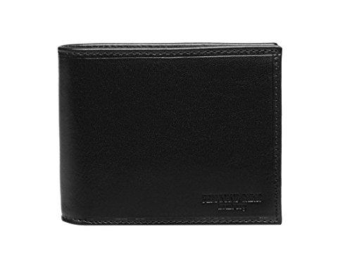 FERDINAND SABAC handgefertigte Leder Geldbörse Portemonnaie Brieftasche