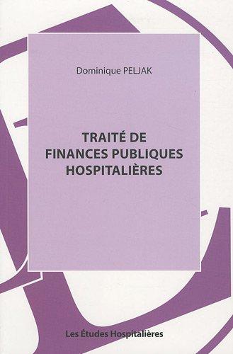 Trait de finances publiques hospitalires