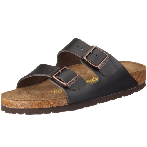 Birkenstock Arizona, Sandales Marron