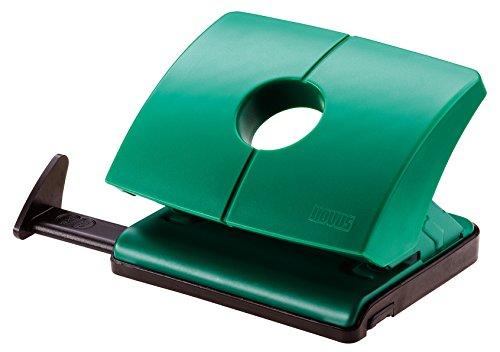 Preisvergleich Produktbild Novus Bürolocher B 216, Metall/Kunststoff, 16 Blatt, grün