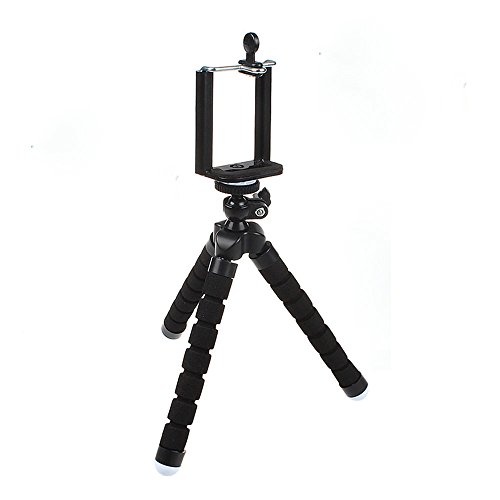 Flexible Mini Phone Tripod Stand
