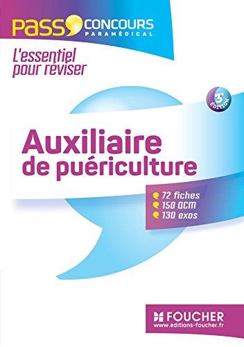 Pass'Concours - Auxiliaire de puriculture 3e dition