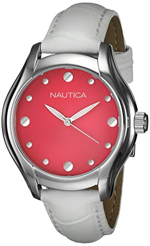 Women Only Time Watch Nautica NCT 18 Mid Casual Cod. a10508 m
