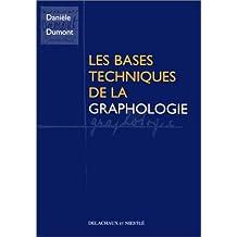 Les bases techniques d ela graphologie