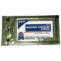 DUKAL WOUND CLOSURE STRIPS (GENERIC STERI-STRIP) 1/2 X 4, BOX OF 300 by Dukal preisvergleich bei billige-tabletten.eu