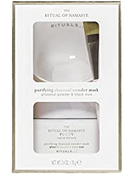 Rituals The Ritual of Namasté Purifying Charcoal Wonder Mask Gesichtsmaske, 70 g