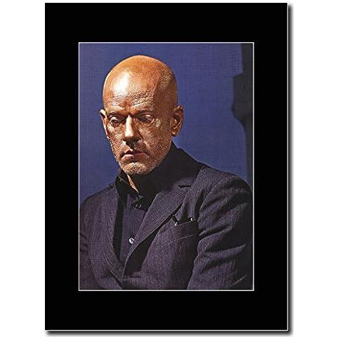 Oro viejo Michael Stipe R.E.M, - revista Promo en color negro