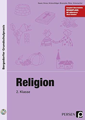 Religion - 2. Klasse (Bergedorfer Grundschulpraxis)