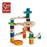 Hape-HAPE-E6020-Jeux de Construction et Circuit de Billes Cliffhanger Jouets en Bois, E6020, Multicolore