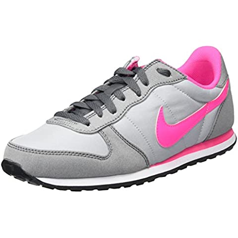Nike Wmns Genicco Canvas, Zapatillas de Deporte Para Mujer
