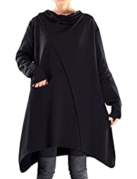 Vogstyle Femme col bénitier Robe chasuble