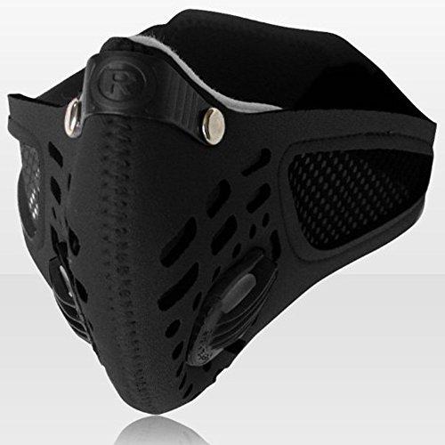 EE Support&Trade; Auto Schwarz Wind Staub Kalt Schutz Gesichtsmaske Filter für Radfahren Fahrrad Motorrad