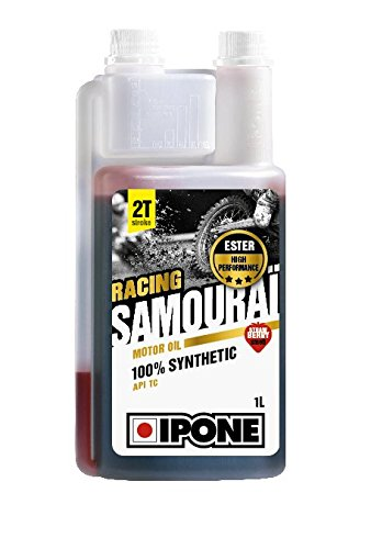 ipone-samourai-racing-lubrifiant-odeur-fraise-bidon-1-litre