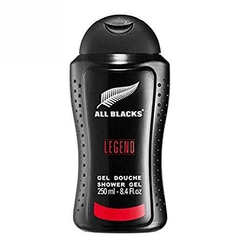ALL BLACKS Gel douche rugby Legend