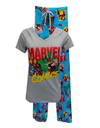 Marvel - Ensemble de pyjama -  Femme