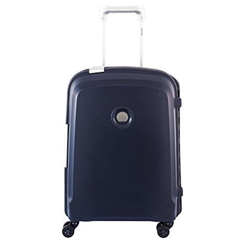 DELSEY PARIS BELFORT PLUS Koffer, 55 cm, 44 liters, Blau (Bleu)