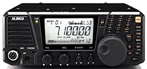 Alinco DX-SR8 - HF all mode 1-100watts base/portable amateur radio transceiver