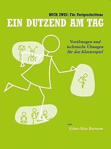- Für Fortgeschrittene -Für Klavier- (German Edition): Lehrmaterial für Klavier (Band-tag)