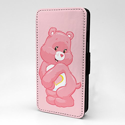 care-bear-cartoon-printed-phone-flip-case-cover-for-samsung-galaxy-s6-love-a-lot-s-t759