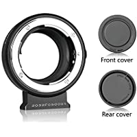 Meike - Anillo adaptador de montaje en mk-nf-f diseño profesional para montura Nikon F lente a Fuji X-Mount sin espejo cámara X-T1 x-t2 X-Pro1 X-Pro2 X-T10 etc