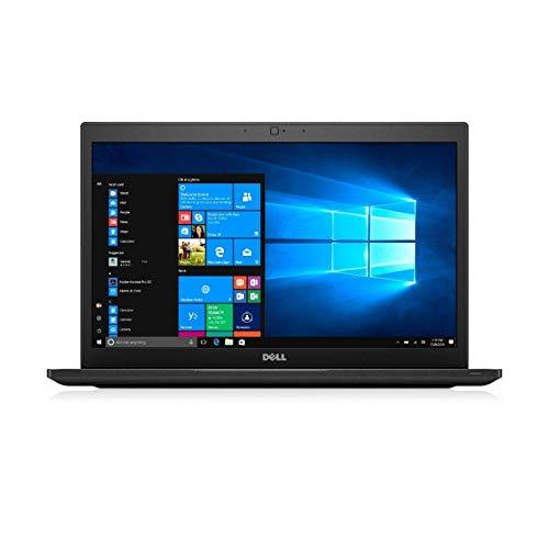Dell Latitude - Ordenador Portátil 14in HD (Intel Core I5-7300U, 16GB RAM, 256GB M.2, Windows 10 Pro) Color Negro (Reacondicionado)