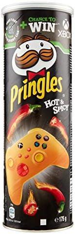 Pringles Snack Salato, Piccante, 175g
