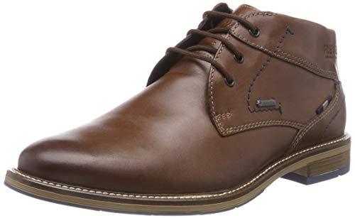 FRETZ men Herren Andrew Desert Boots, Braun (Cavallo 82), 44 EU Gore-tex-chukka