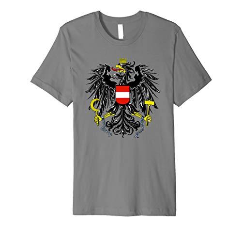 Bundesadler Österreich T-Shirt - Austria