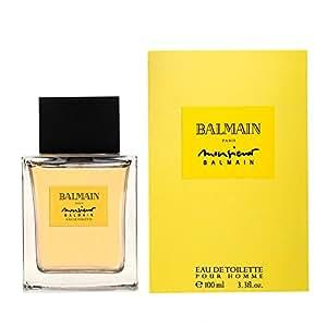 Monsieur Balmain POUR HOMME par Pierre Balmain - 100 ml Eau de Toilette Vaporisateur