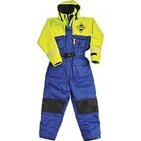 bfc715238807b Fladen Flotation Suit 845 Schwimmanzug in Blau-Gelb, der leichteste Anzug  auf dem Markt