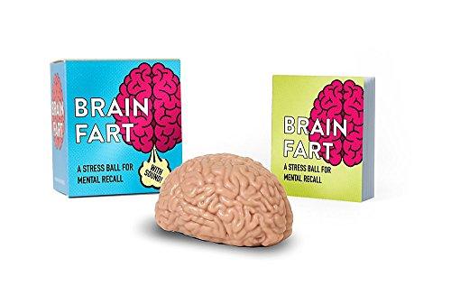 Brain Fart: A Stress Ball for Mental Recall (Miniature Editions) por Sarah Royal