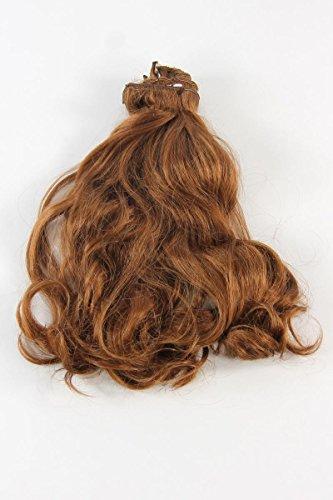 Postiches Femmes marron clair polyester 32 cm