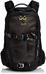 SALEWA Rucksack Verbier 26 Pro ABS Backpack, Black/Carbon, One Size