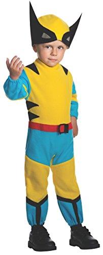 Marvel Wolverine-Kostüm für kleine Kind