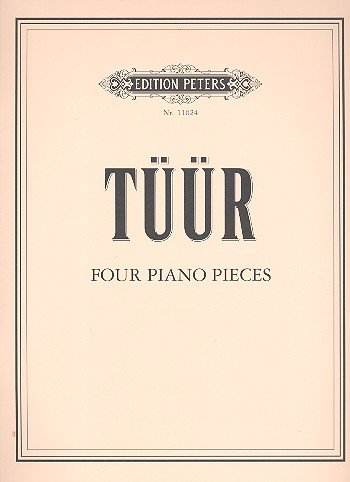 Four Piano Pieces Piano