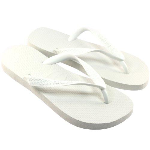 Havaianas Top Tongs Femme - Blanc, 38 EU