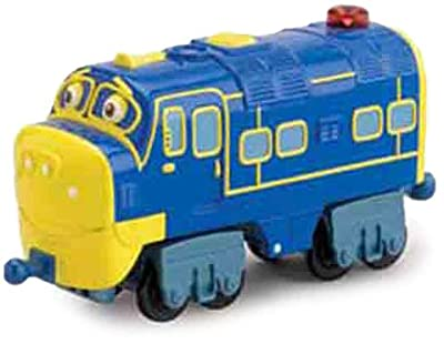 Locomotora Brewster - Chuggington de Cars
