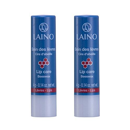 Laino Pro Intense Soin des Lèvres Gercées et Abimées Lot de 2 + 1 Offert