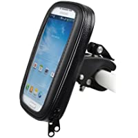 Cygnett CY1303ACBM2 Bicycle Passive holder Black holder - holders (Mobile phone/smartphone, Bicycle, Passive holder, Black, Samsung Galaxy II Samsung Galaxy S II 4G Samsung Galaxy S III Samsung Galaxy S4 Samsung Galaxy S4 Mi) preiswert