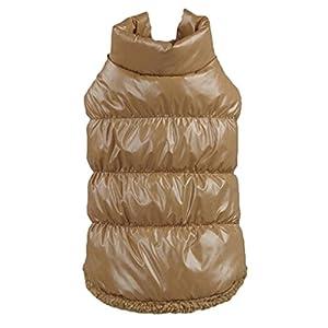 Manteau d'hiver Chaud Veste Rembourré Vêtements pou Chiot Petit Chien