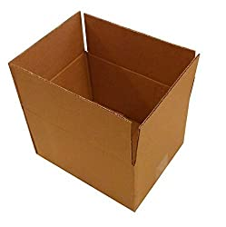 NPRC 3 Ply Corrugated Golden Box / Shipping Boxes / Packaging Boxes (5 inches * 4.5 inches * 3.5 inches) - Pack of 50 Boxes
