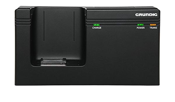 Grundig Scm4471 Digta Dockingstation 447 Plus Set Bürobedarf Schreibwaren