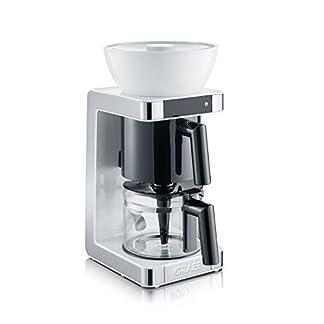 Graef-FK701EU-Filterkaffeemaschine-Plastik-Wei