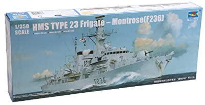1/350 Royal Navy frigate HMS Type 23 Montrose (F236) (japan import)