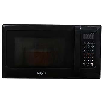 Whirlpool 25 L Grill Microwave Oven (Magicook 25BG, Black)