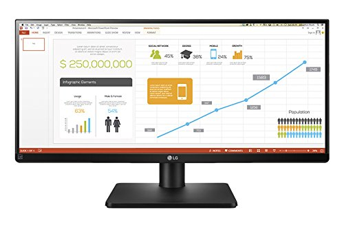 LG 29 inch 21:9 Ultrawide Monitor - Full HD, IPS Panel with...