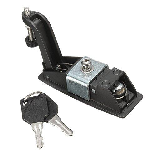 DyNamic Einstellbare Flush Lever Compression Latch Tastensperre für Southco C2-32-25 Boot RV -